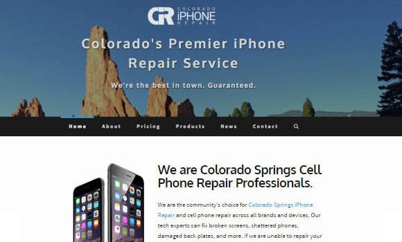Colorado iPhone SEO